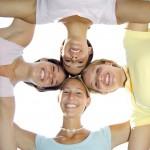 teen girls group