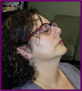 This treatment is a relaxing way to reduce anxiety and PTSD symptoms.